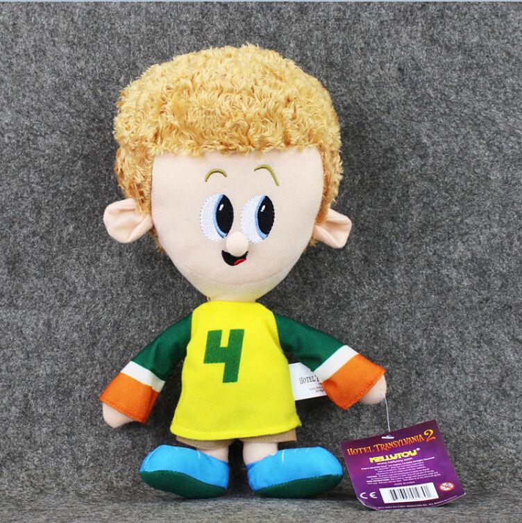 2018 New 30cm Hotel Transylvania Dennis Plush Soft Stuffed Doll Toy For Kids Gift Ems From Emma88 492