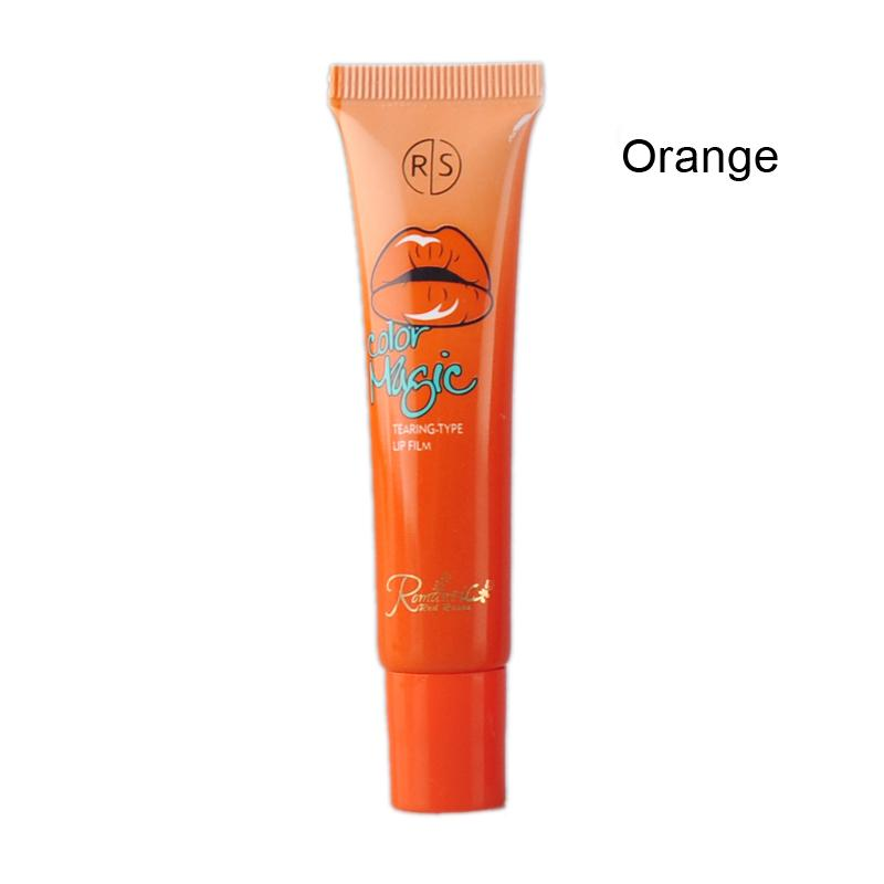 Tearing Lipstick Lip Glos Romantic Peeloff Lip Gloss No Stain Lipstick Balm Plant Peel-off Lasts Lipstick vs Lipgloss 2803008