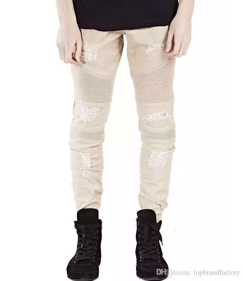 2016 erkek moda kot sonbahar giysileri yeni marka erkek pantolon ince ince skinny jeans pantolon kalem erkek tayt