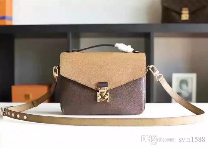 Hot sales 2017 New orignal PU leather lady messenger bag fashion satchel shoulder bag handbag presbyopic mini package mobile phonen purse