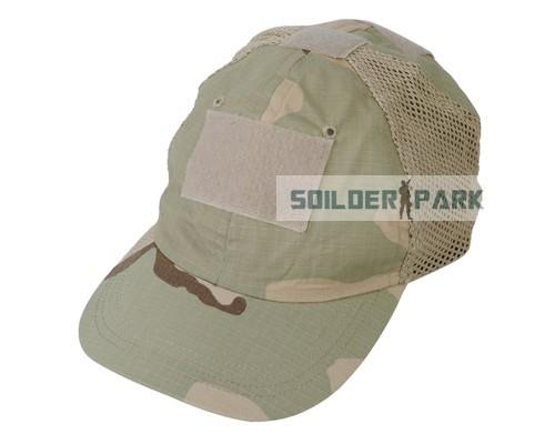 Outdoor Baseball Cap With Tape Attachment Base Desert Camo Adjustable Sun Hat  Mesh Leisure Tactical Airsoft Cap Order≪ 18no Tr Basecaps Hats For Sale  From ... ebf1576c6669