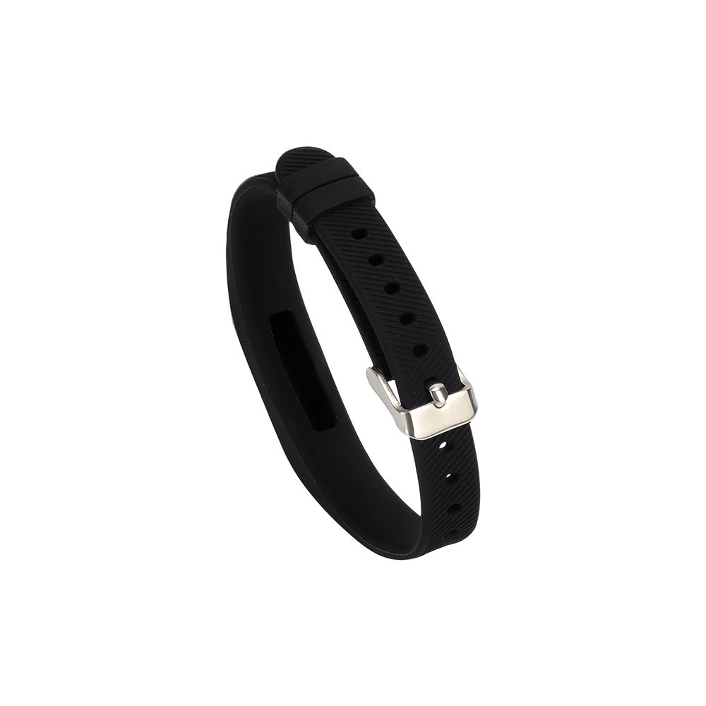 Large small Size Silicone Replacement Rubber Band Wireless Activity Bracelet Wristband For Fitbit Flex 2 Wholesale