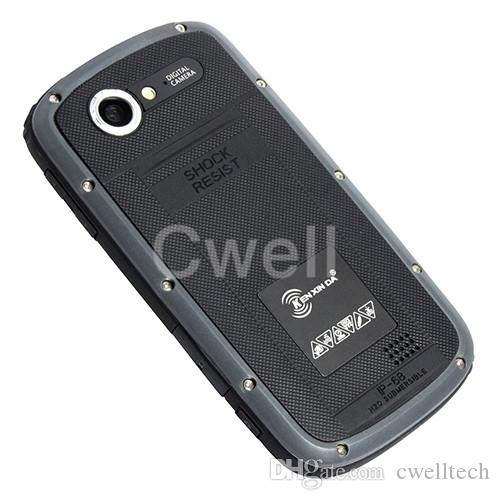 2016 4G LTE IP68 Rugged waterproof smartphone Kenxinda PROOFINGS W5 MTK6753m Quad Core 1GB RAM 8GB ROM Android 5.1 2800mah cell phone