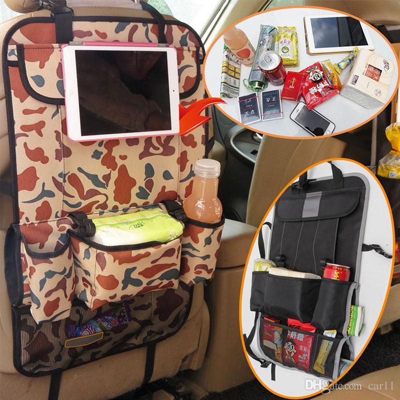 Car Organizer Multi Functional Storage Bags Car Seat Covers Seat ...