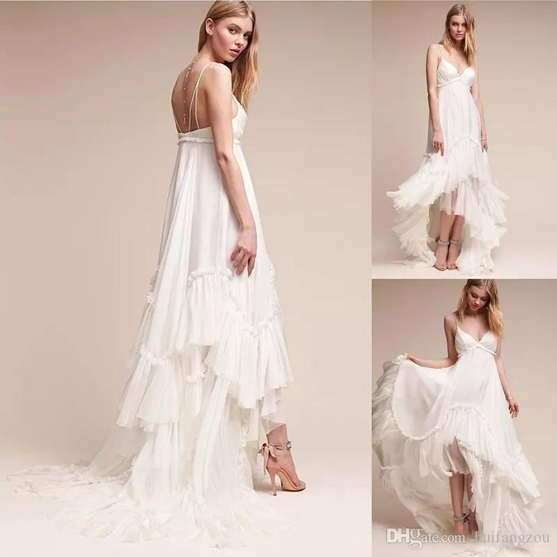 Ivory Boho Dress