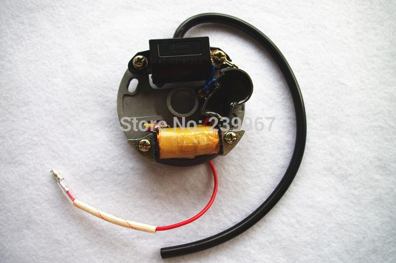 Ignition armature plate for 1E40F 1E45F 40F 45F 2 Stroke stator electronic module coil magneto mist blower sprayer parts