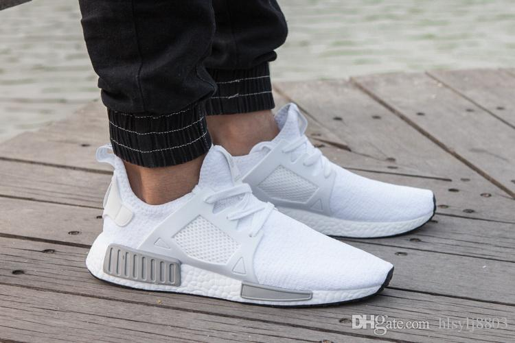 NMD Primeknit Trainers NMD XR1 Shoes adidas UK