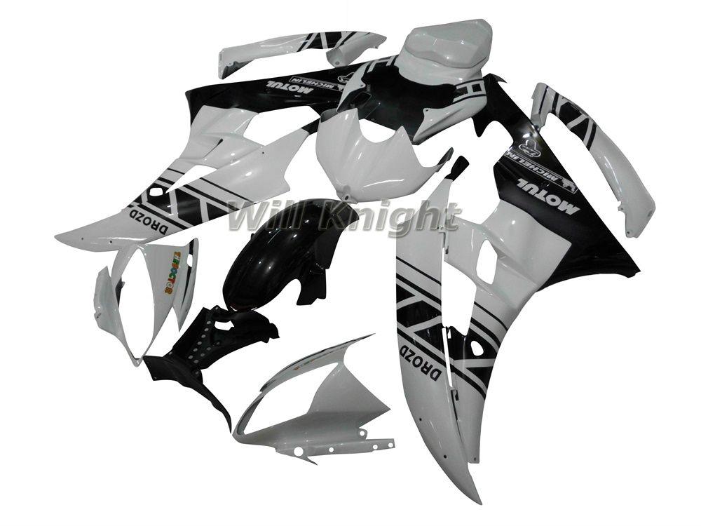 Мотоцикл рамка инъекции плесень полный комплект обтекателя тела для YZF600 YZF R6 06 07 инъекции тела обтекатель комплект FIMER steriLgarda 19 издание