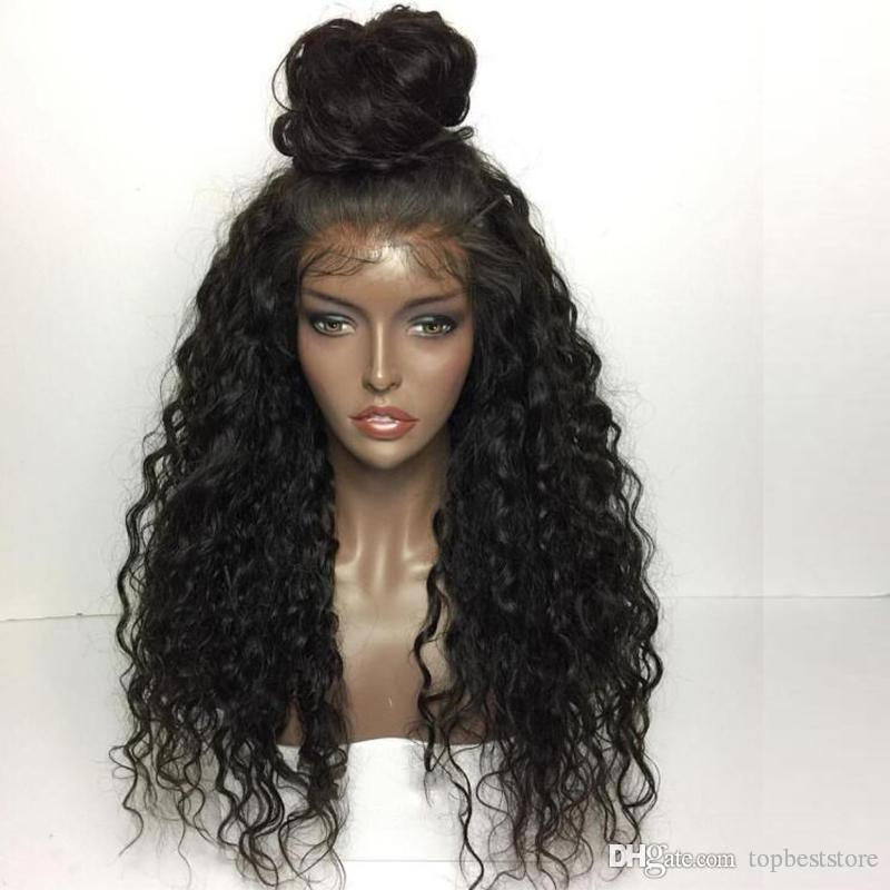 Lace Front Wigs Wet and Wavy