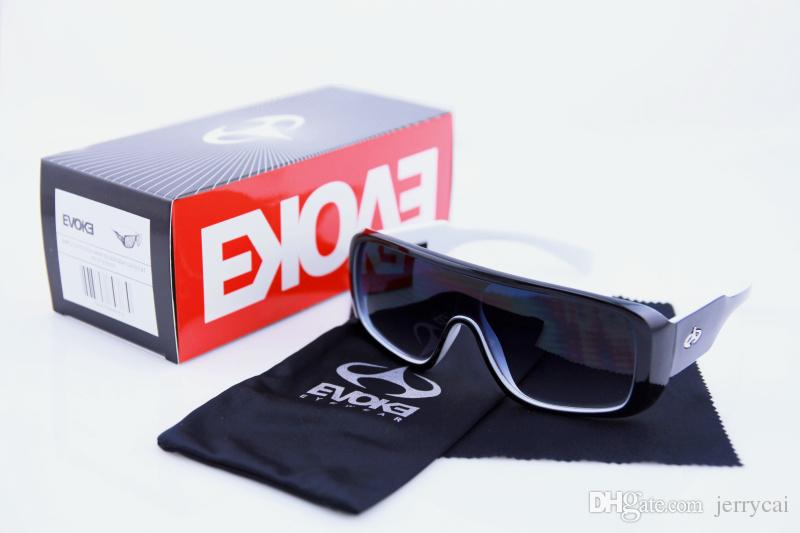 Summer Outdoor Sunglasses Hot Sale Fashion Brand Designer EVOKE Amplifier  Diamond News Oculos Sol Men Women Sun Glasses With Original Box Bifocal  Sunglasses ... 3212c1a39e