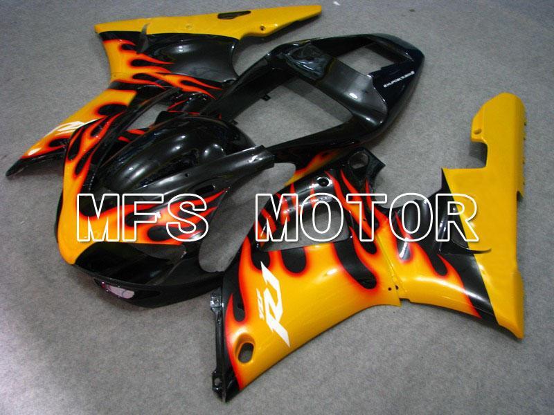 Trousse de carrosserie carénage moto ABS injection pour 1998 1999 Yamaha YZF R1 98 99 Neuf