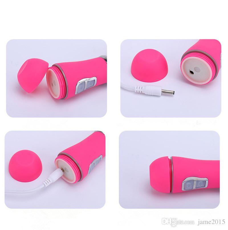 New 10 Speeds Mute Usb Rechargeable G Spot Vibrators for Women,dildo vibrator Dual Vibration Vibrator Sex Toys for Woman adult product