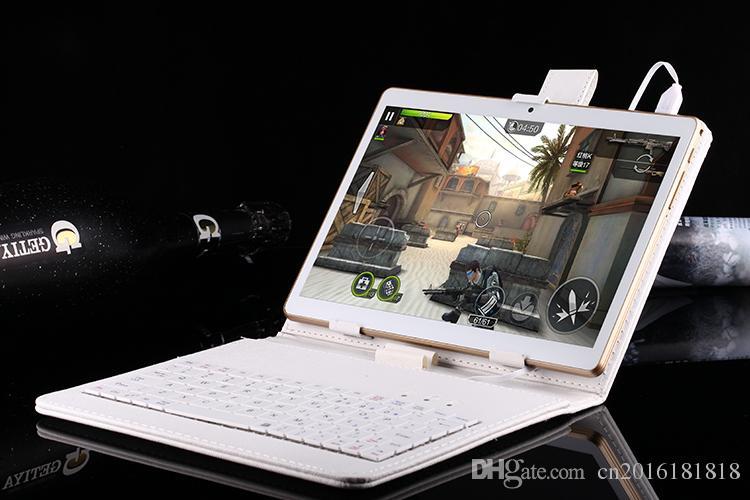 Envío gratis 3 G 4 G Lte Tablet PC de 9.7 pulgadas Octa Core 4 G RAM 32 GB ROM de doble tarjeta SIM Android 5.1 pestaña GPS 9 10 Tablet PC +