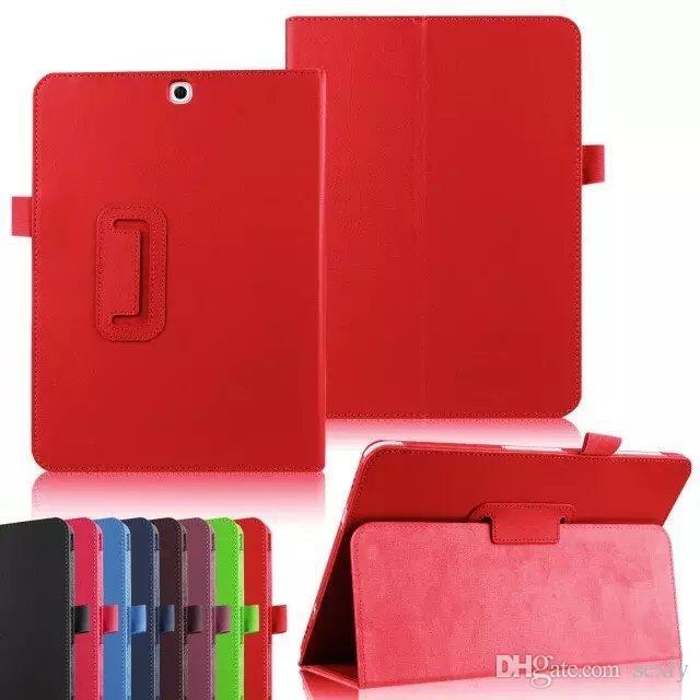Folio Flip PU Leather case for ipad Pro 9.7 ipad 2 3 4 5 6 For ipad air 3 mini 4 mini 2 mini 3 stand cover DHL