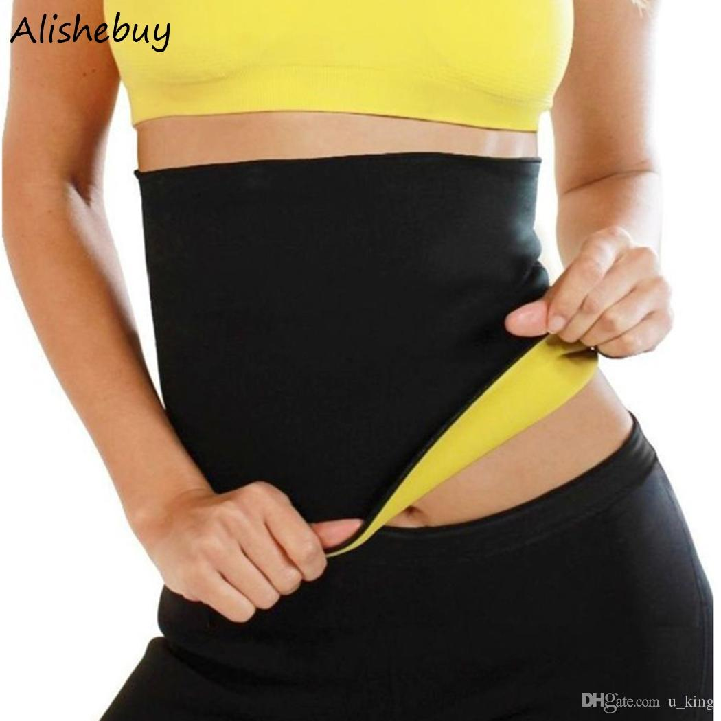 762a725c649 Body Shapers Steel Bones Latex Waist Trainer Women Slimming Belt ...