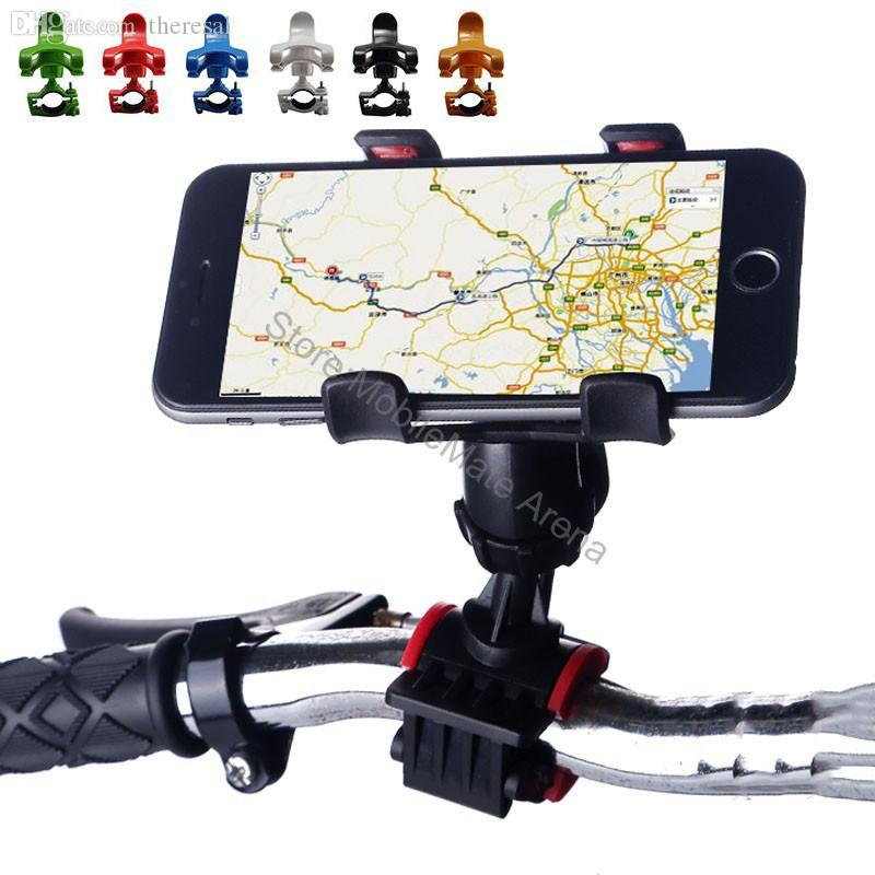 Mobile Phone Holders & Stands Universal Car Phone Holder Flexible Octopus Leg Tripod Bracket Mount Monopod Adjustable For Iphone 5 5s 6 6s 7 Plus Xiaomi Mi4
