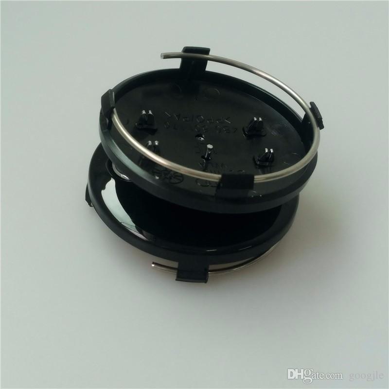 New 60mm gray/black Wheel Center Cap Wheel Hub Caps Rims Cover car Badge Emblem Case For A3 A4 A6 A8 TT,4B0601170 Styling
