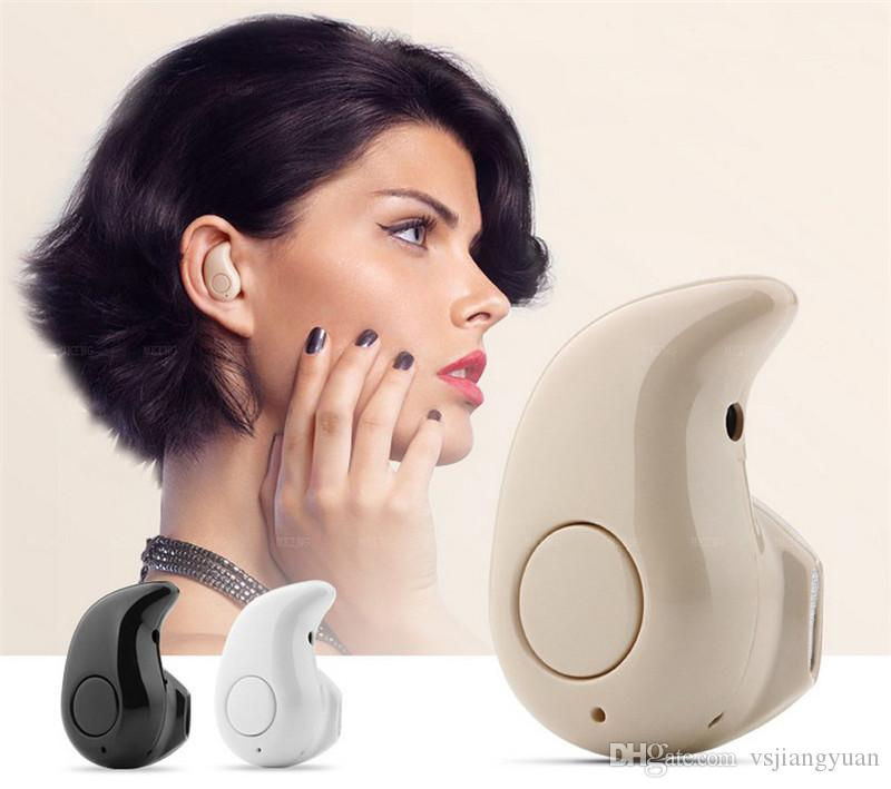 DHL Mini Style Wireless Bluetooth Headphone S530 In-Ear V4.0 Stealth Earphone Phone Headset Universal for All Phone