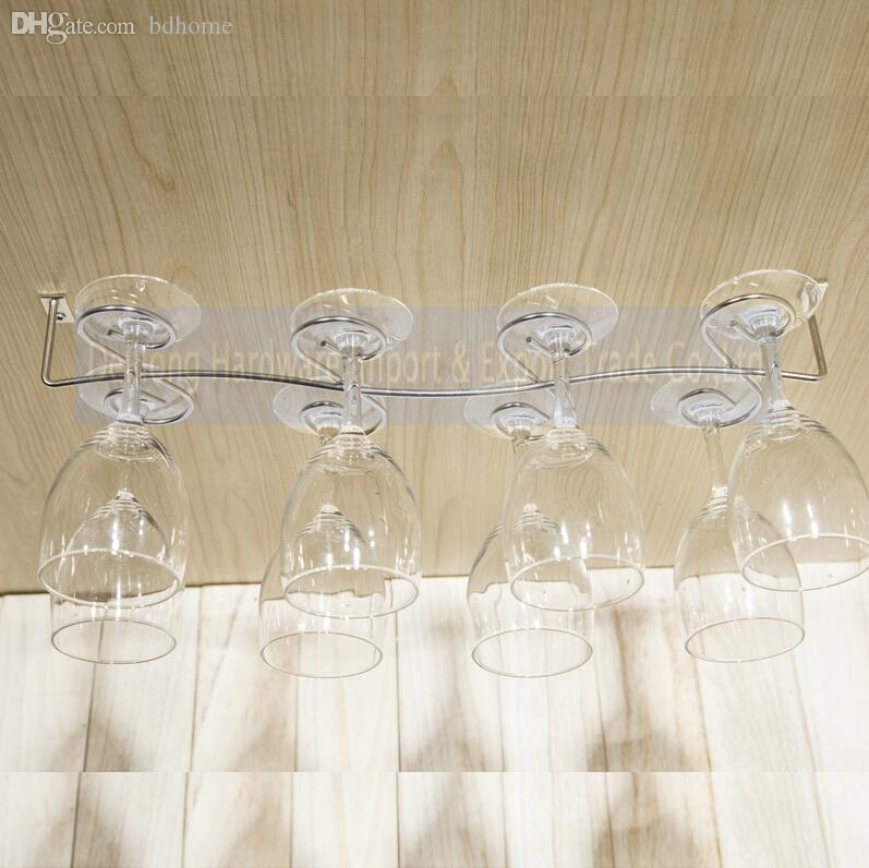 Best Wholesale Stainless Steel S Shape Wine Glass Holder Under ...