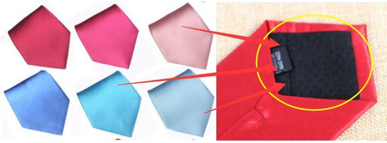 Solid necktie 145*10cm Men's neck tie Narrow version NeckTie Leisure Arrow Necktie Skinny neckties Free FedEx TNT