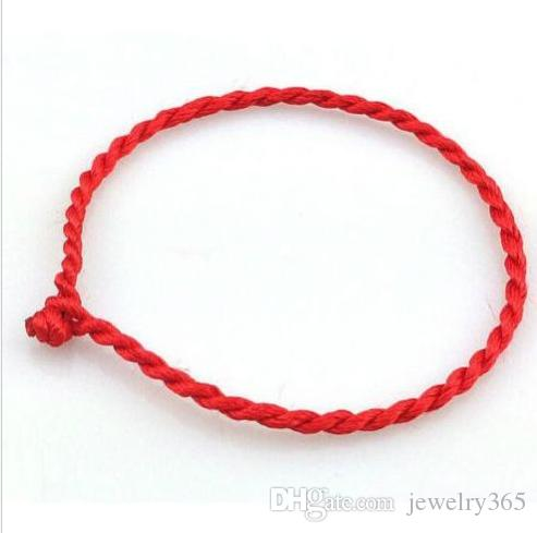 Red String Cords Lucky Bracelet Kabbalah Fatima Hamsa Bracelets lovers Gift NEW