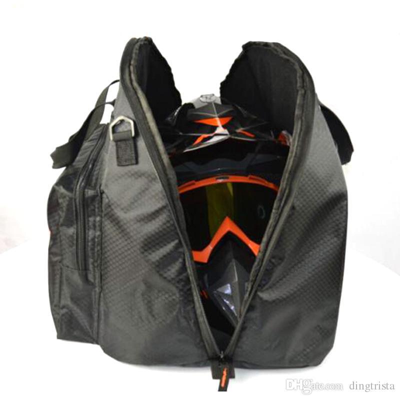 TKOSM 2017 Motocicleta Equitação KTM Capacete Saco À Prova D 'Água de Alta Capacidade Cauda Bag Cavaleiro de Viagem Bagagem Caso Bolsa Mochila Saco de Ferramentas