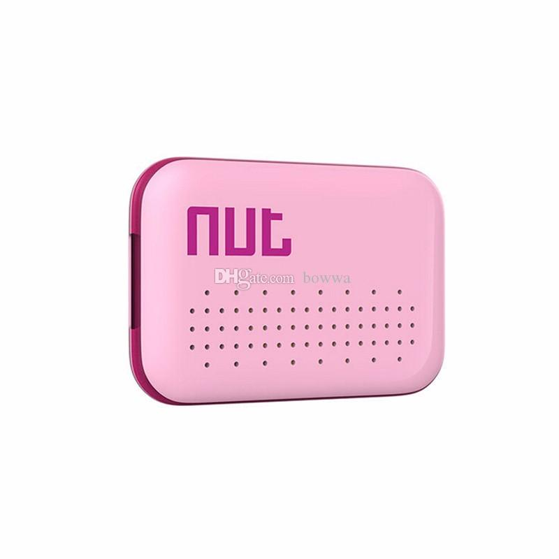 Livre Porca DHL 3 Localizador Inteligente Bluetooth Rastreamento Chave Sem Fio Nut3 Mini Rastreador Tag para a Criança Pet Chave Sensor De Alarme Localizador GPS VS Porca 2