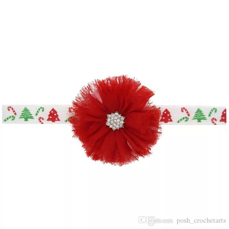 Xmas Headbands for Party 2017 Christmas Supplies for Babies and Toddlers Hair Accessories Kit Party Giveaways