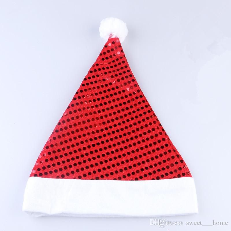 New Sequins top hat Christmas party supplies Christmas decorations for Christmas decorations