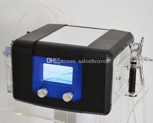 Touchscreen 3 in 1 Hydro-Mikrodermabrasion Diamant-Peel-Wasser-Dermabrasion Sauerstoff-Strahl-Sauerstoff-Spray-Anti-Falten-Spots Entfernung SPA-Maschine