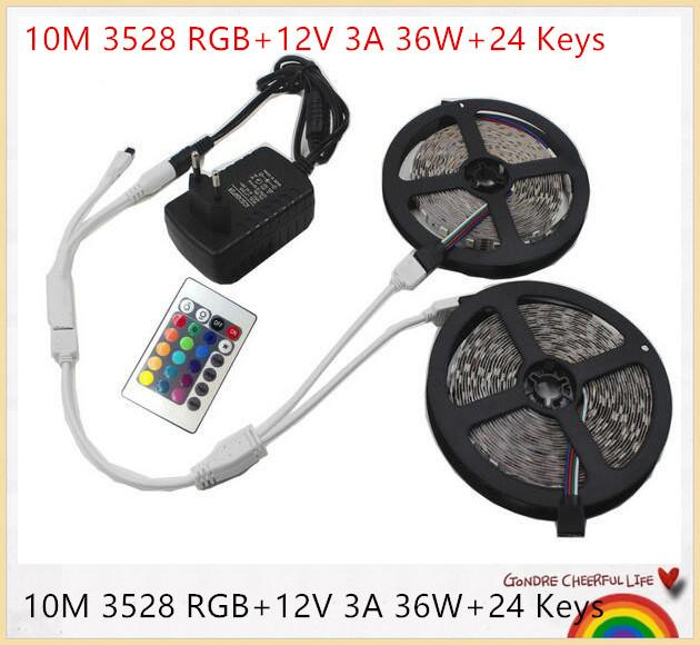 Home Electronic Accessories 12v 3a Amp 36w Led Power Supply 100-240v Led Strip Driver Dc 3528 5050 5630 Traveling