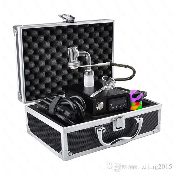 Compre Dab Clavo Eléctrico V1 Kit Con Uñas De Cuarzo Dabber Dab Box ...
