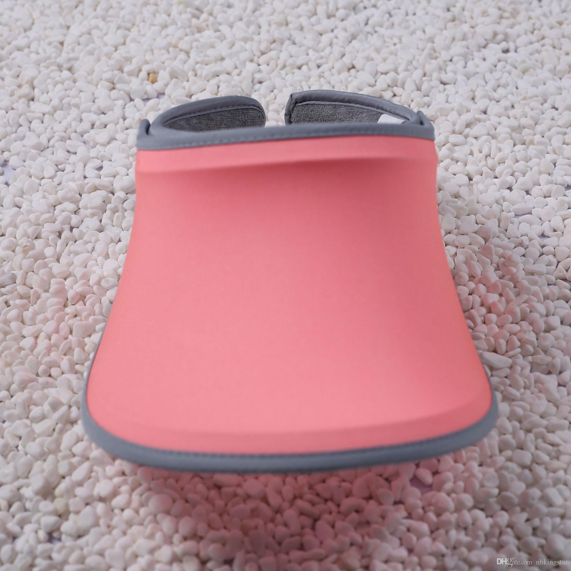 Summer UV protection Visor Sun Plain Hat Sports Hats Beach Cap For Women