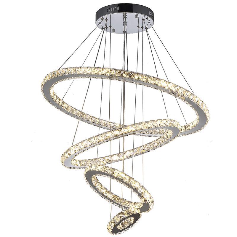 vallkin modern crystal chandeliers pendant light ceiling lamp