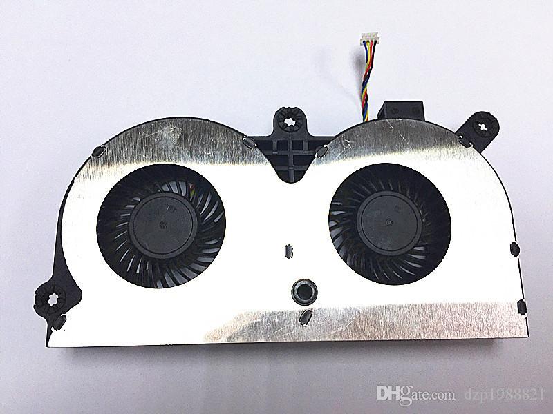 NOVO cooler Para DELL FCN DFS602212M00T 023.10006.0001 23.10759.001 FC2N DC 12 V 0.4A 8-fio conector de 8 pinos Ventilador de Servidor de 80mm Ventilador de refrigeração