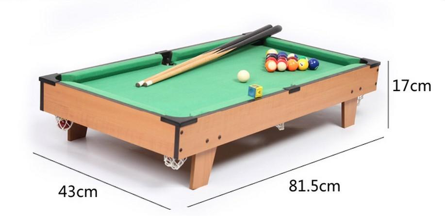 Wholesale Cm For Children Whole Set Portable Game - Mini billiards table set