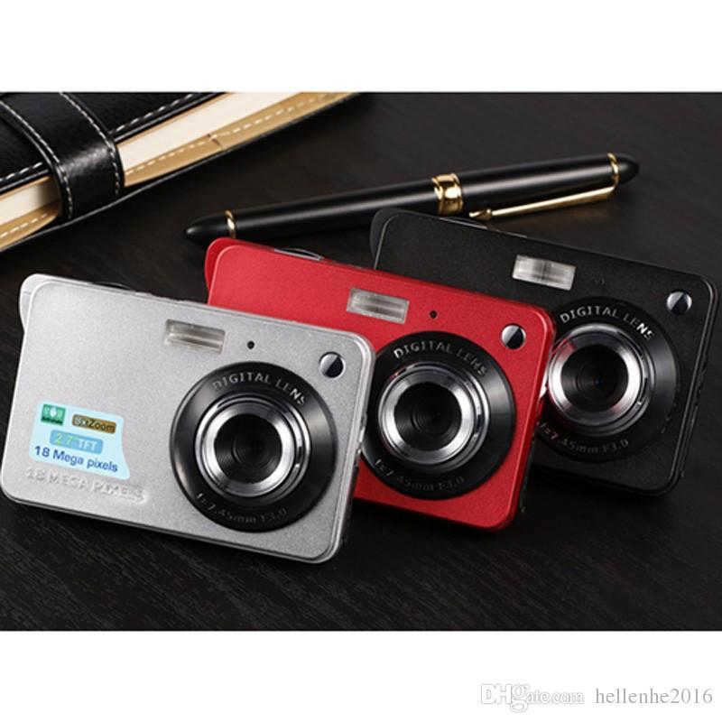 Videocamera digitale 10x HD 18MP 2.7