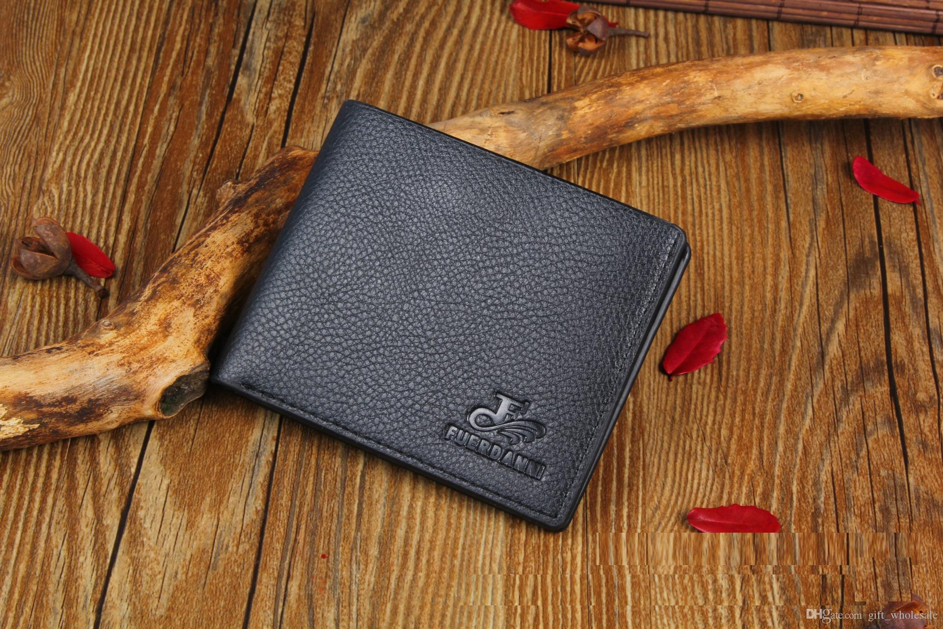 2016 Hot-selling! Crazy Mens Wallets Polo Wallet For Men Designer Brand Purse Small Man Wallet Mens Coin Purse