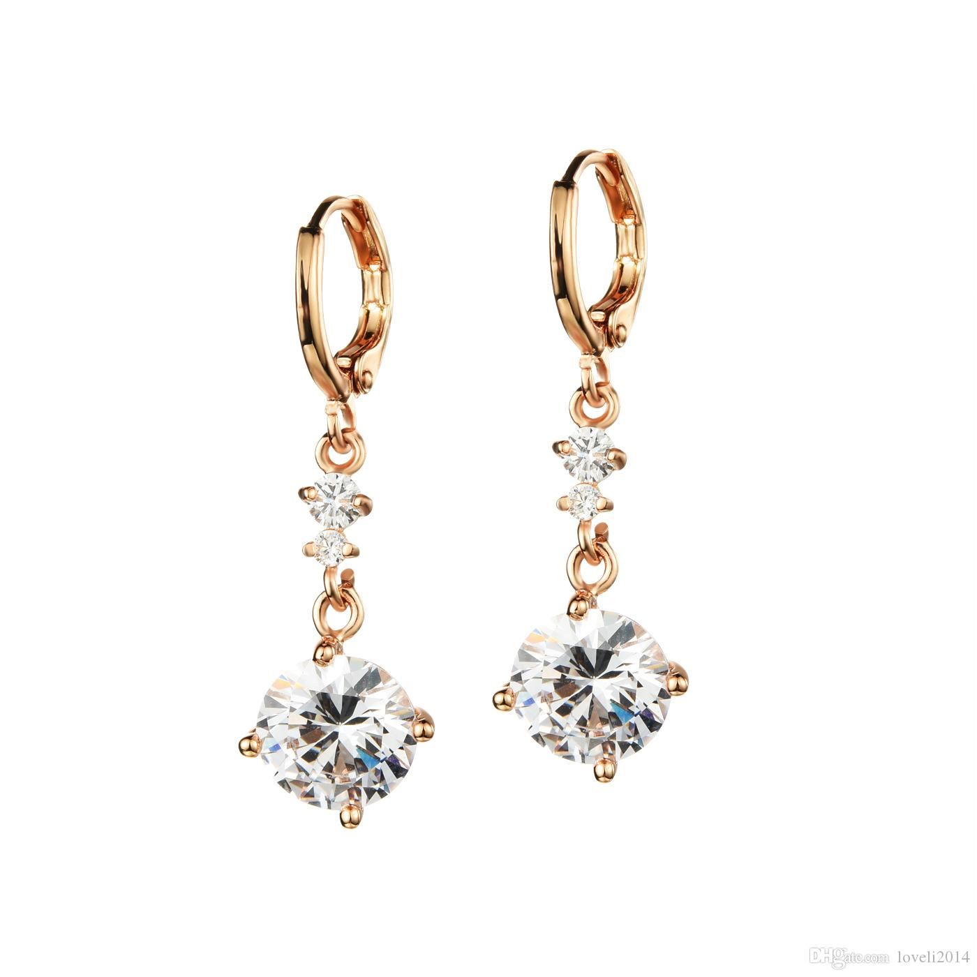 drop collection style gold in cut kwiat vintage rose jewelry white flower earrings diamond