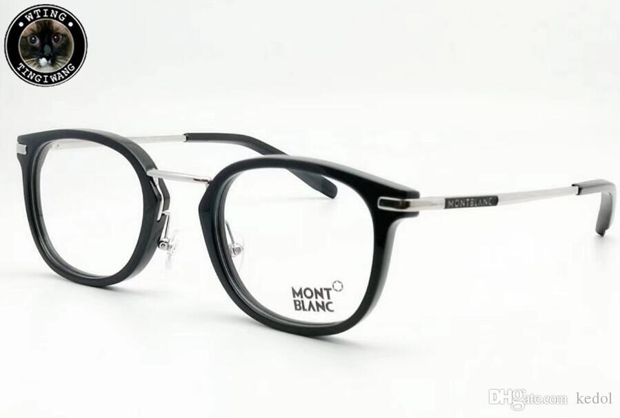 Großhandel Mb671 Qualität Neue Designer Marke Männer Frauen Brillen ...