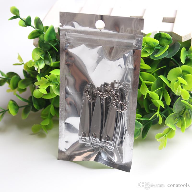 Горячие продажи 3 шт. Toe кусачки для ногтей Триммер из нержавеющей стали маникюр педикюр наборы ногтей ногтей инструменты серебряный тон ручной резак для ногтей салон