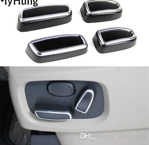 Car Accessories Seat Adjustment Switch Knob Cover Trim For Land ...
