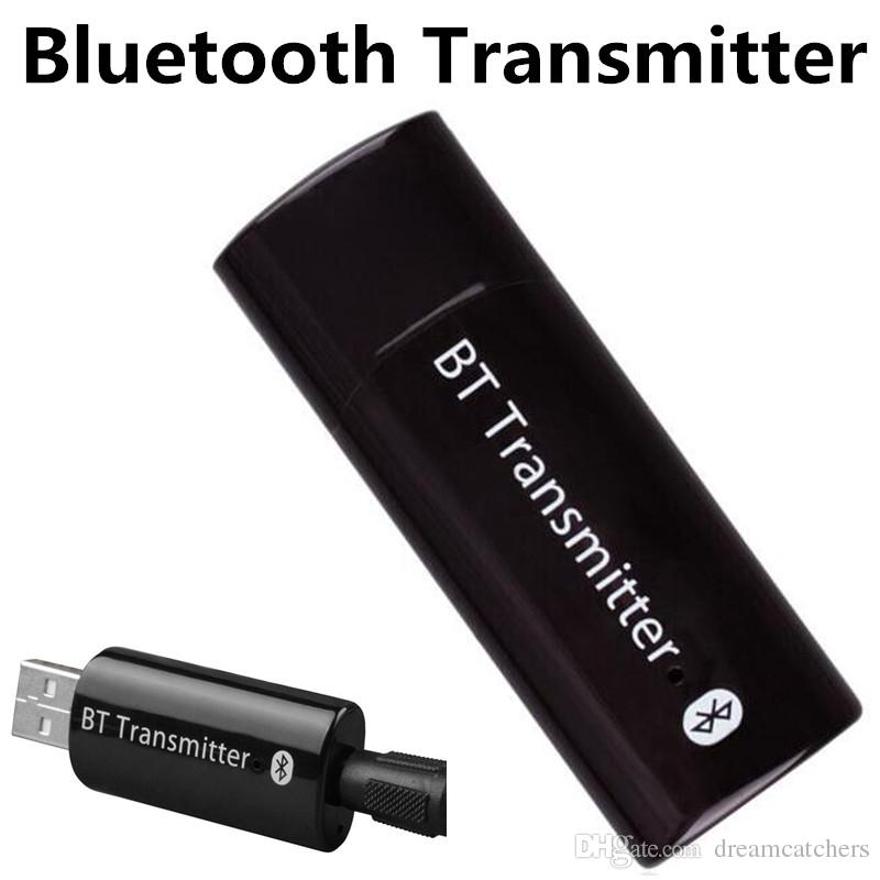 new wireless usb bluetooth audio transmitter music stereo adapter for iphone 6s samsung. Black Bedroom Furniture Sets. Home Design Ideas