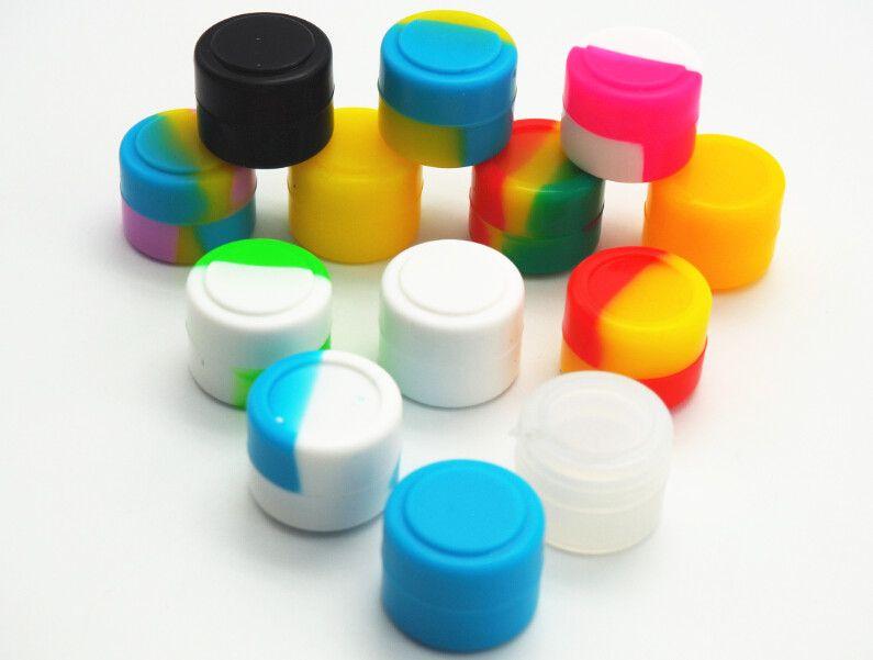 Zdać test !!! Dostosowane Factory Direct Sprzedaż Silikonowa kontener Nonstick do koncentratu BHO WAX