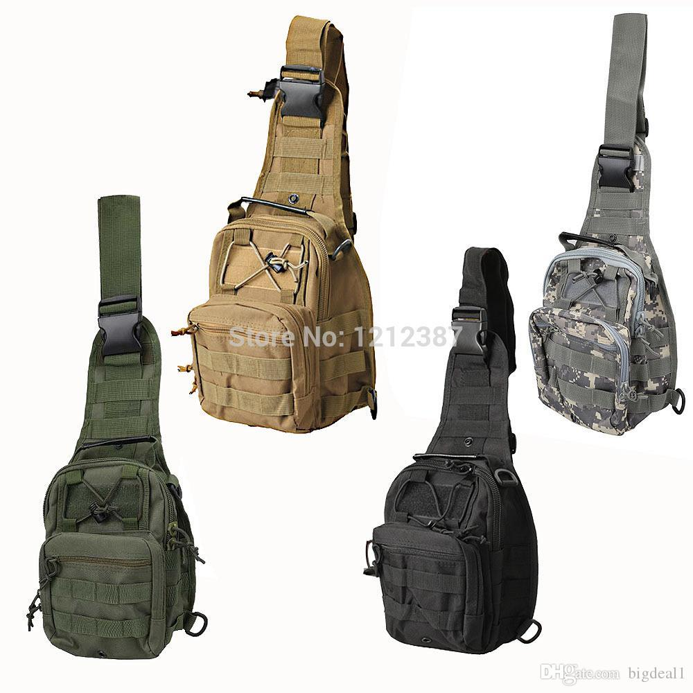 89aec0970a Outdoor Men S Crossbody Shoulder Bag Nylon Military Haversack Tactical  Casual Bag HB88 Fashion Handbags Large Handbags From Bigdeal1
