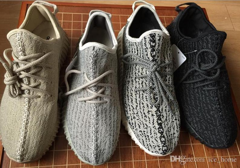 How to Spot Fake Yeezy 350 Boosts (Moonrock) Snapguide c112ef64fc