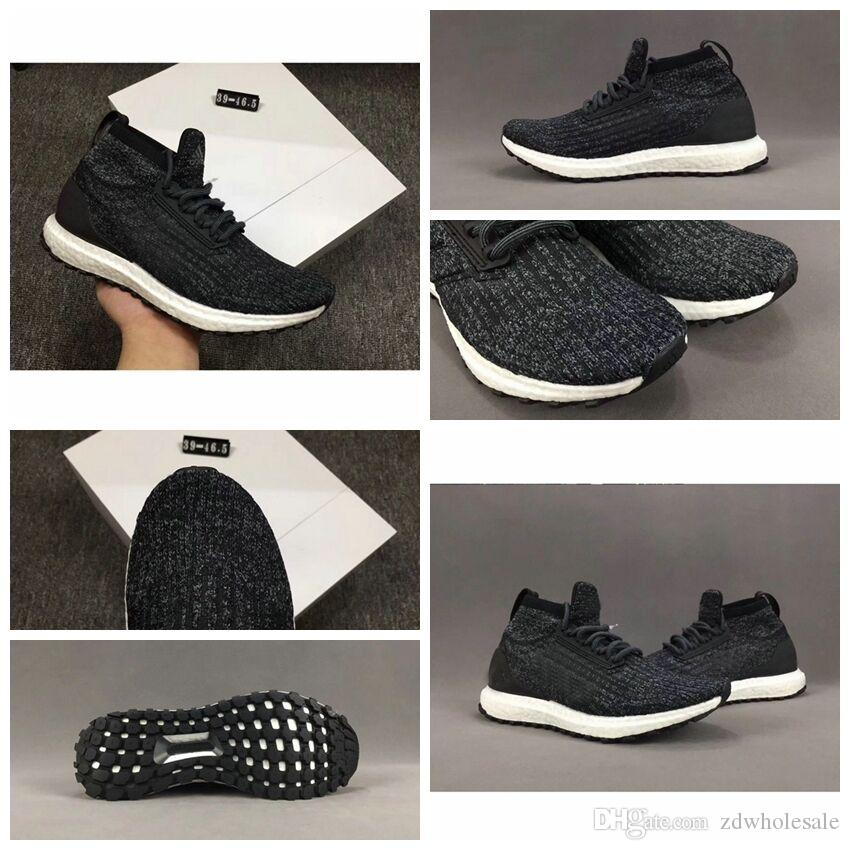 b2cebb85b5c Adidas Ultra Boost Mid ATR All Terrain LTD (Black  White)