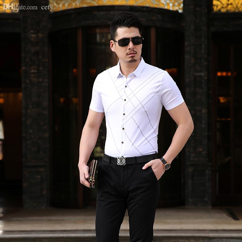 The Gallery For --u0026gt; Dress Shirts For Men Design