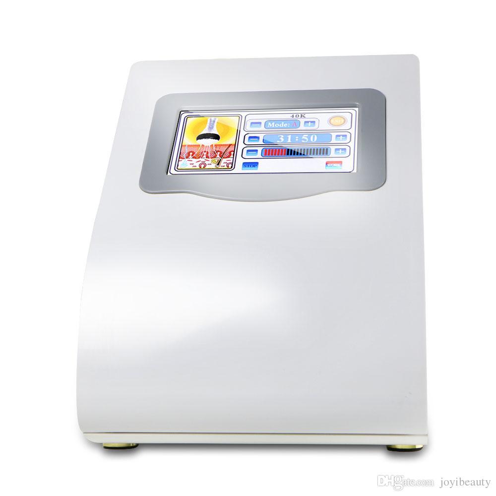 5 IN 1 40K Cavitation Ultrasonic Bipolar RF Radio Frequency Multipolar Vacuum Body Slimming Fitness Fat Burning Beauty Machine