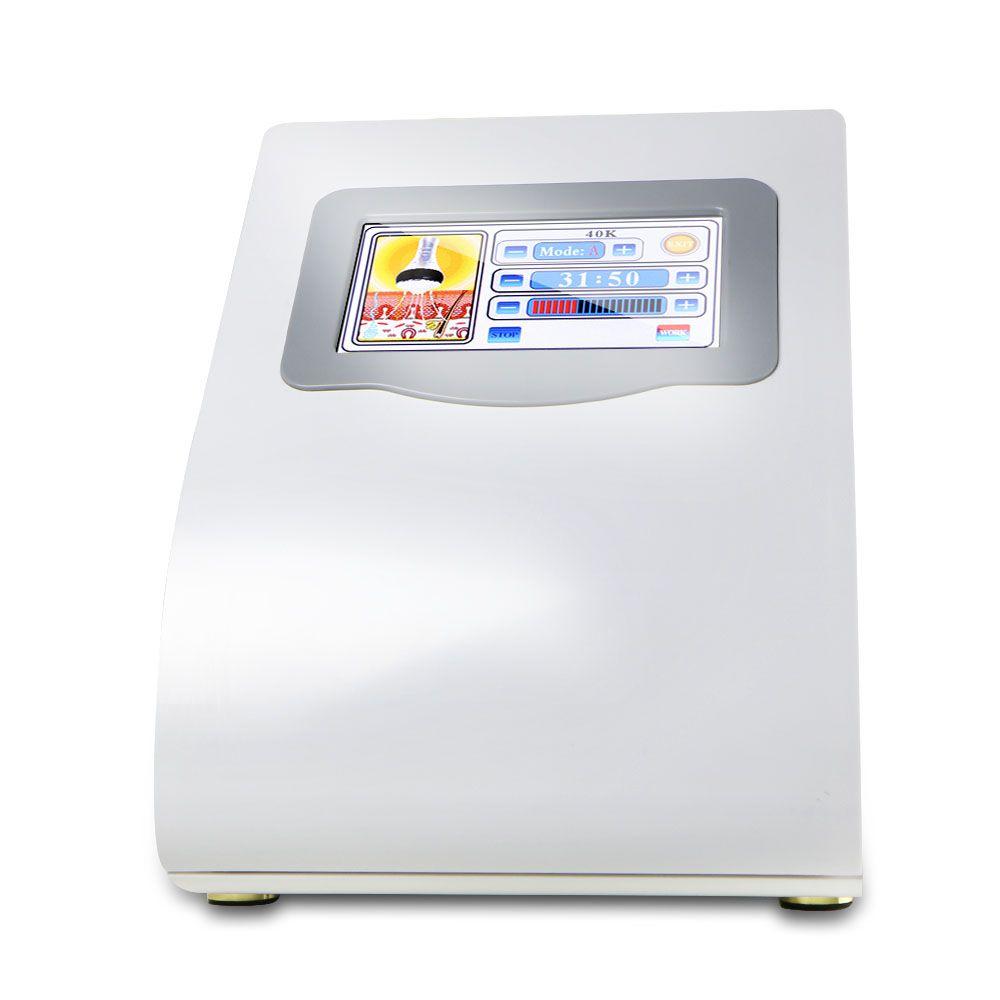 Home Body Facial Shaping Ultrasonic Cavitation Vacuum Sextupole Quadrupole Tripolar RF Radio Frequency Skin Apriete la máquina para adelgazar